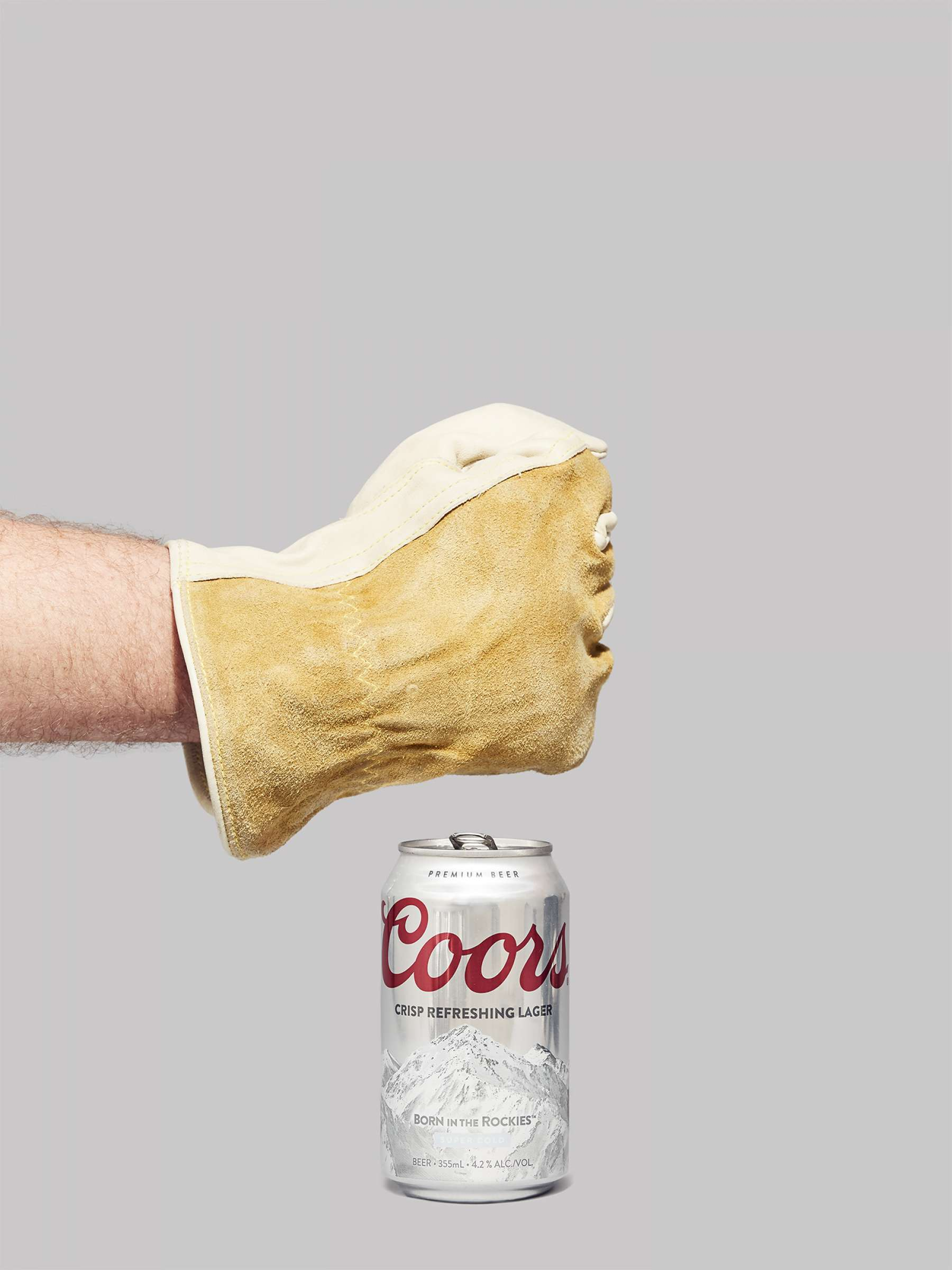 Coors - Can Crusher