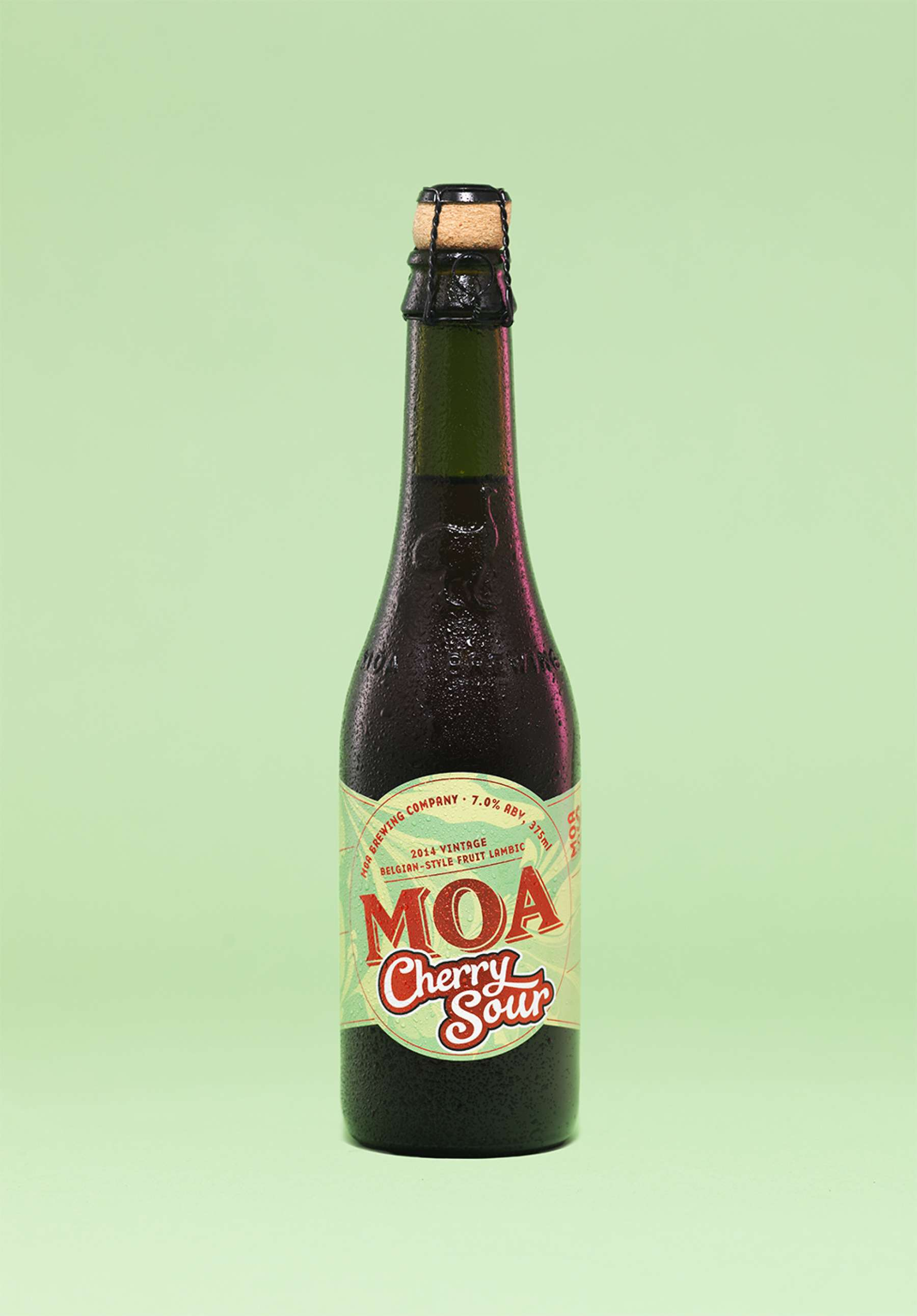Moa Beer - Sour Series